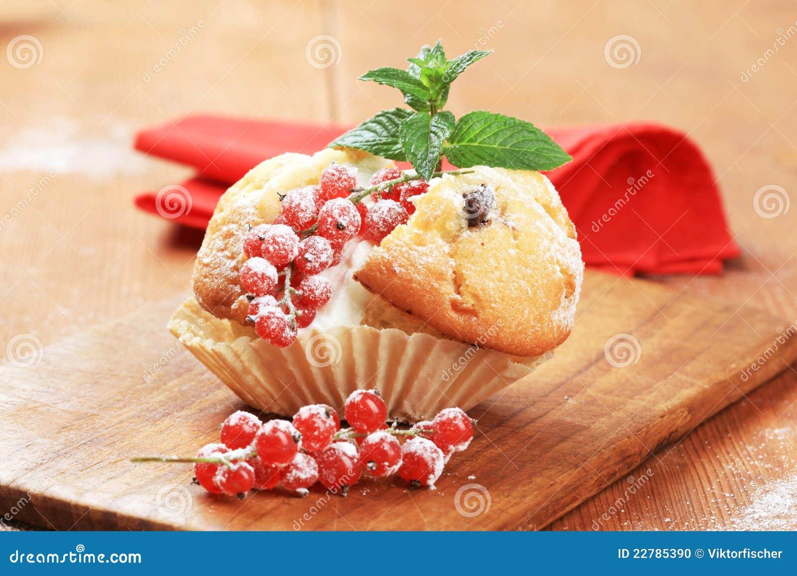 Muffin νόστιμο