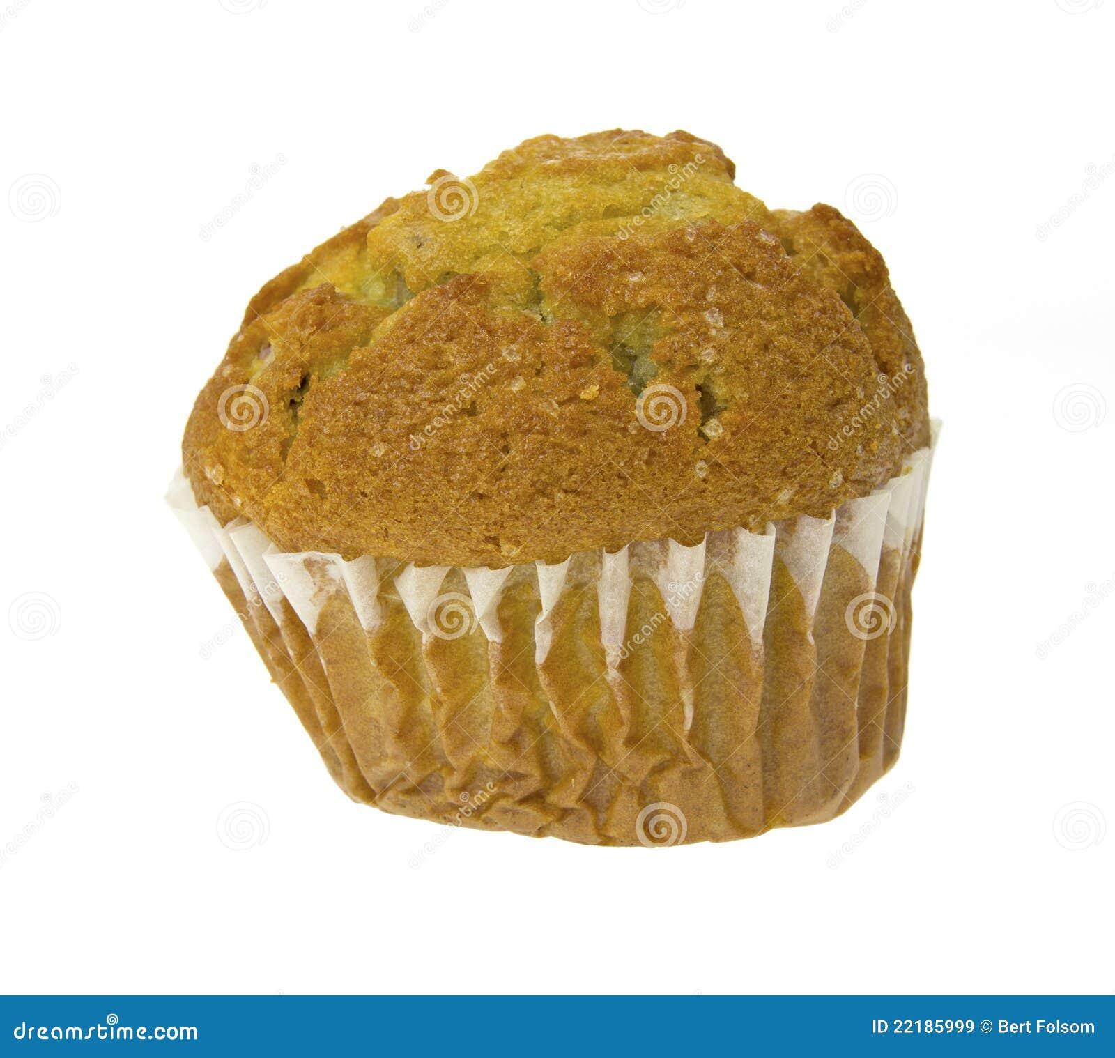 Muffin των βακκίνιων πορτοκάλι