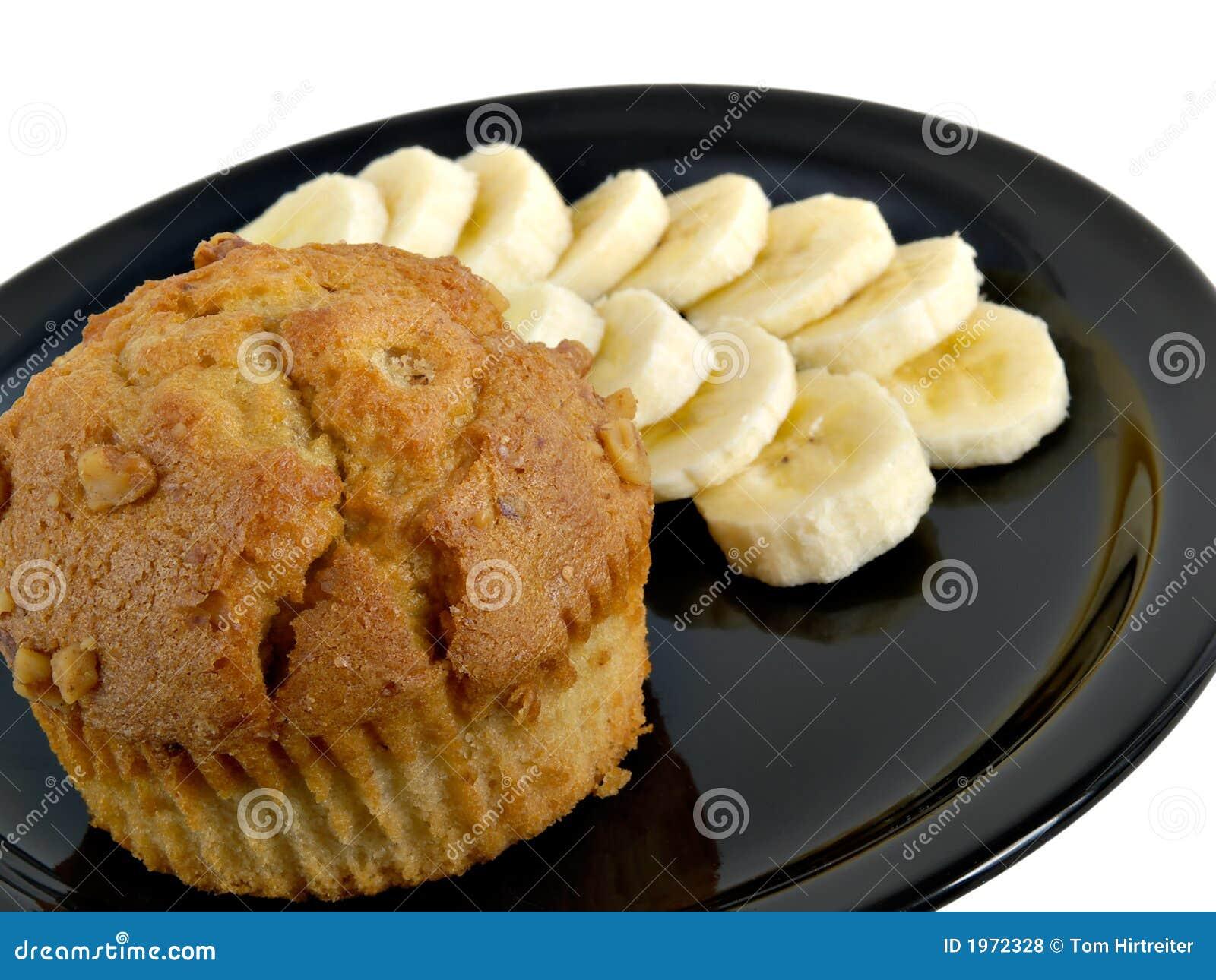 Muffin bananów