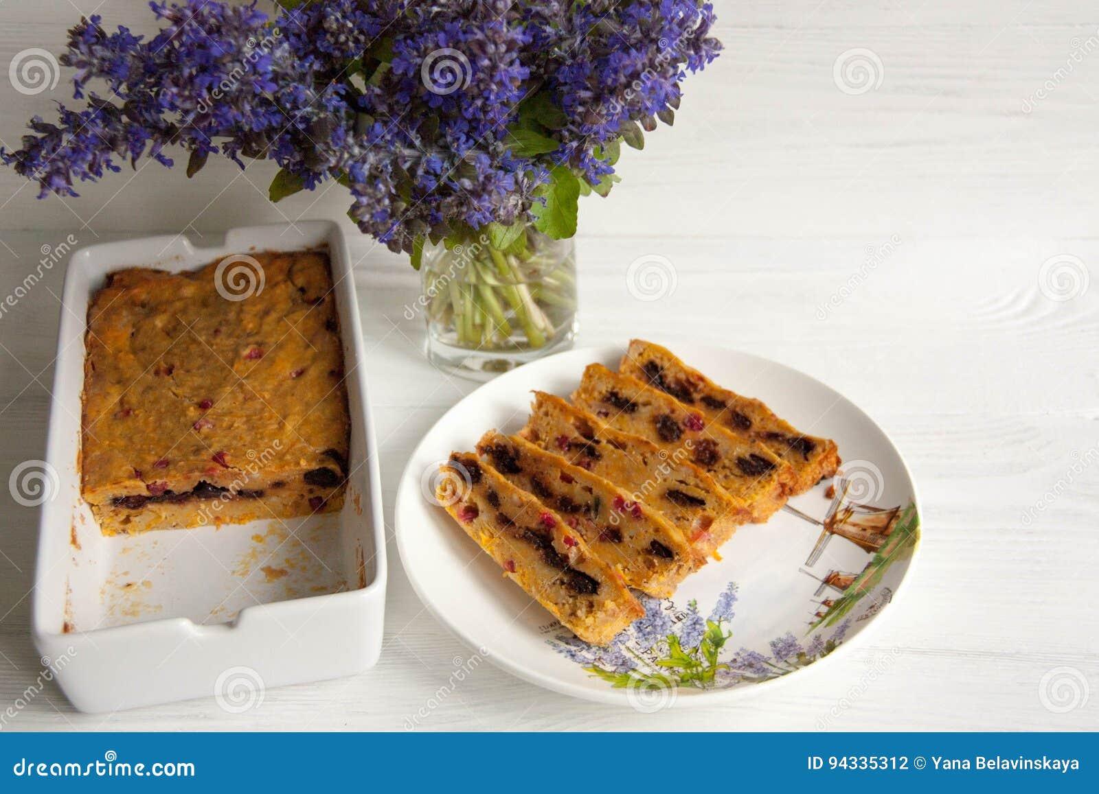 Muffin della carota e della banana