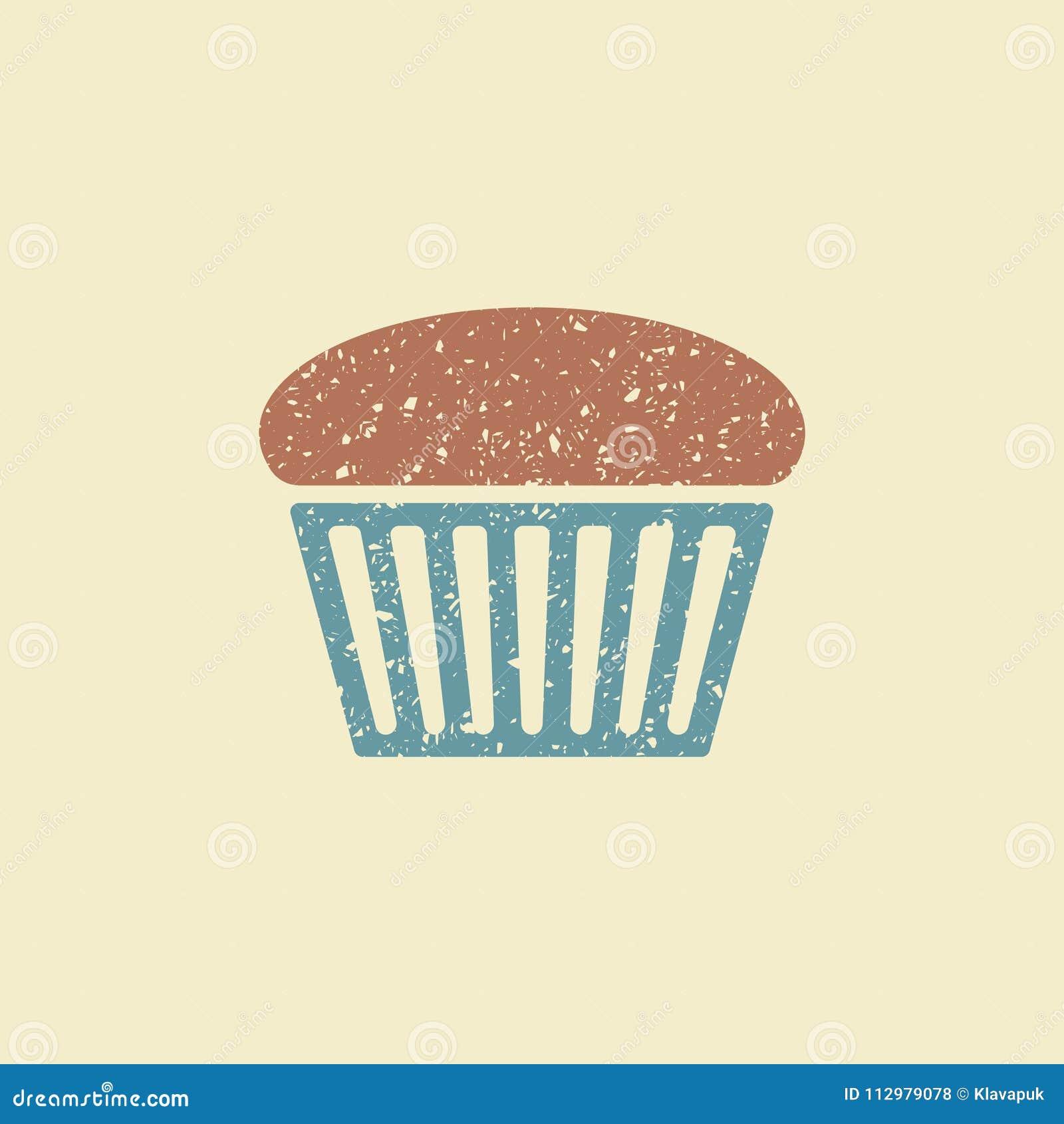 Muffin Flat Icon
