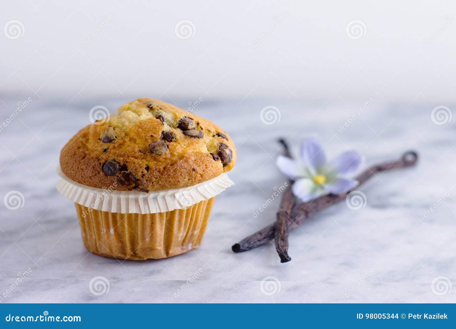 Muffin- och vaniljfröskidor