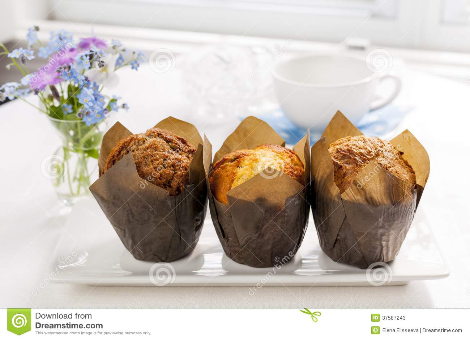 Muffin per la prima colazione