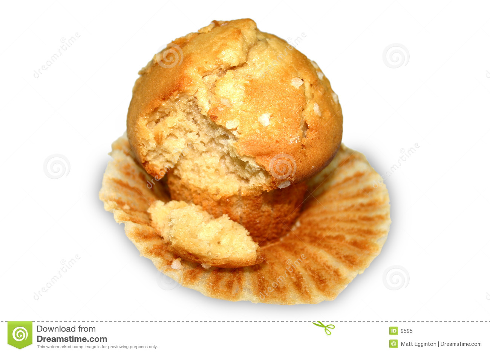 Muffin ukąszenia