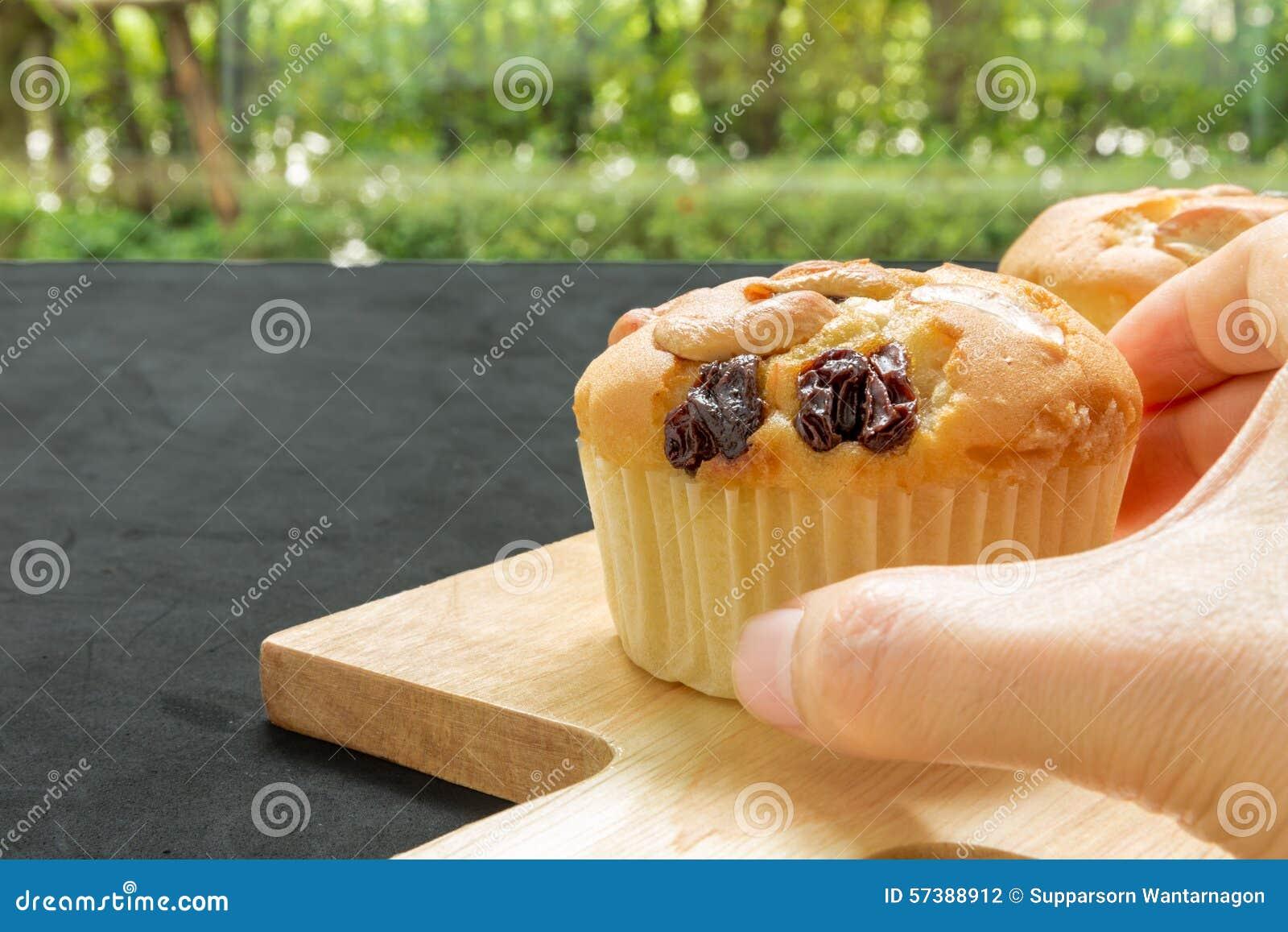 Muffin voor Theepauze/Muffin voor Theepauzeachtergrond