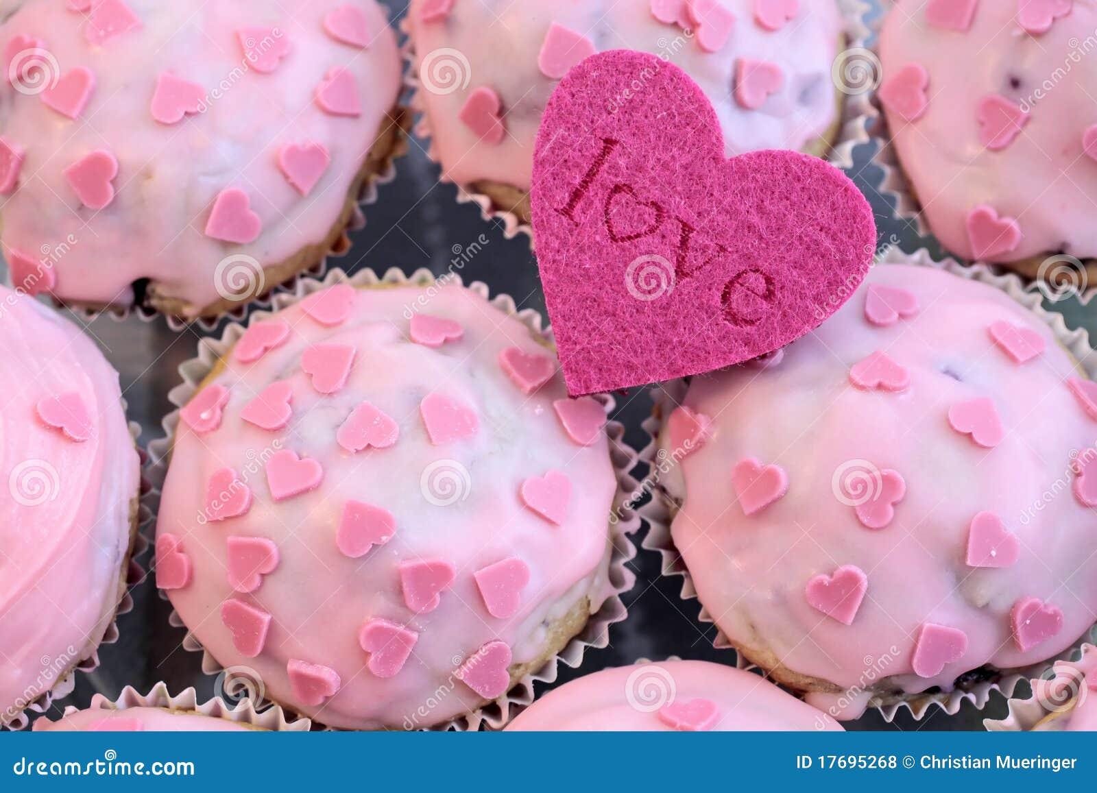 Muffins kierowe menchie