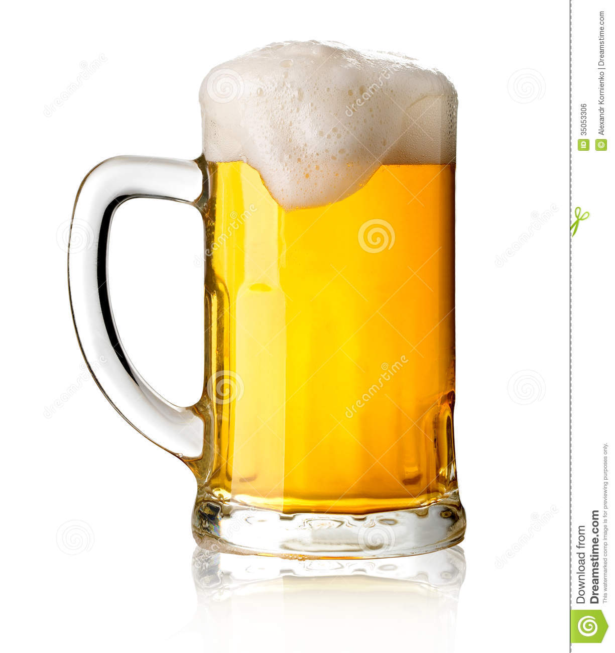 Mug With Beer Stock Photo Image Of Life Lager Liquid