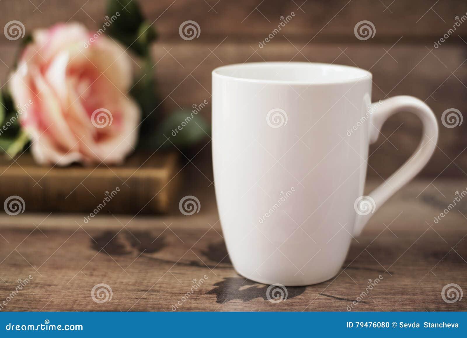 Mug Mockup. Coffee Cup Template. Coffee Mug Printing ...