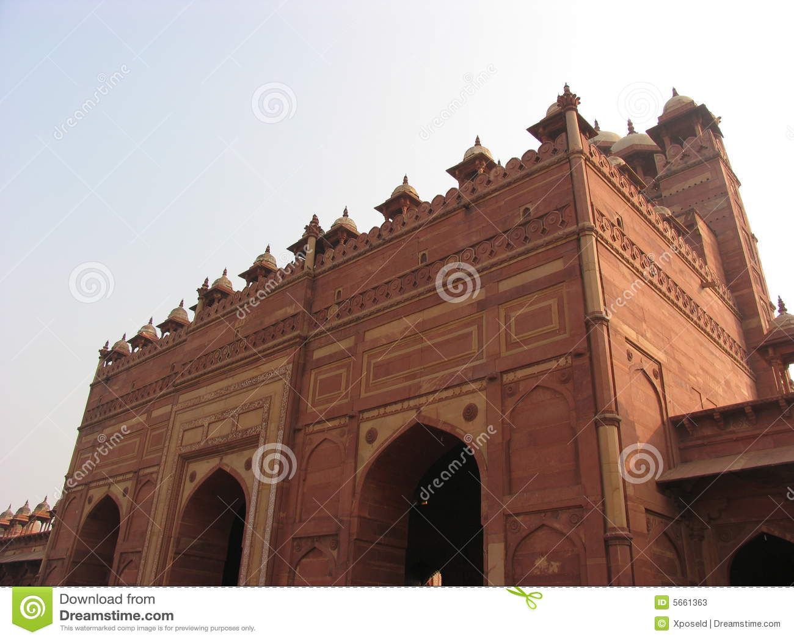 mughal architecture india