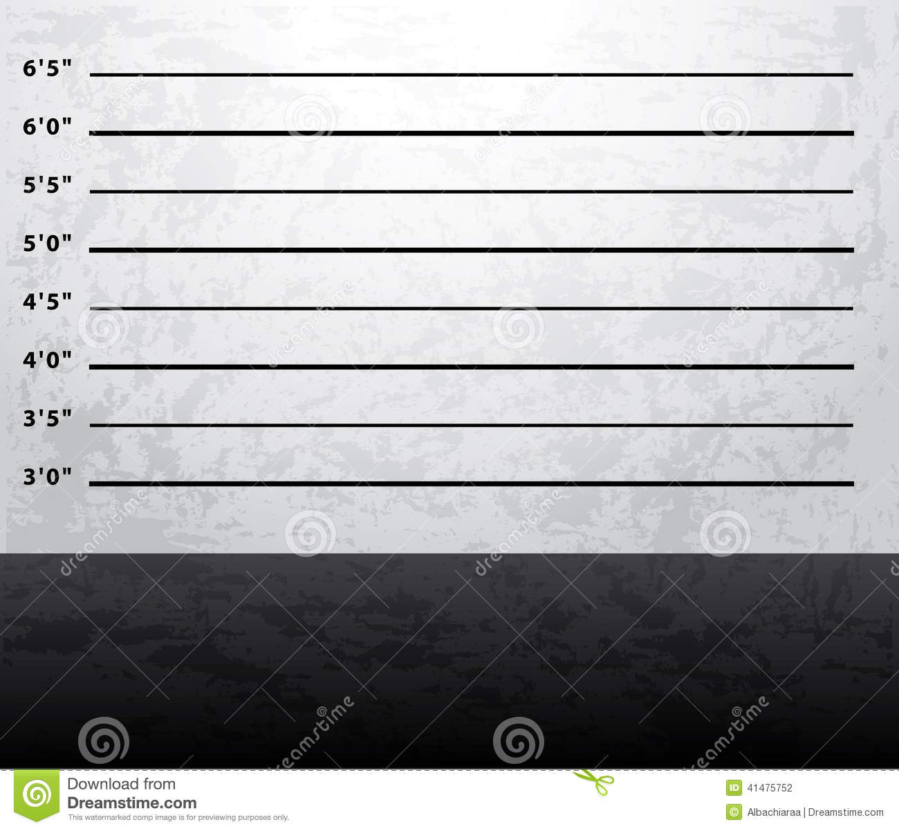 Jail wall background