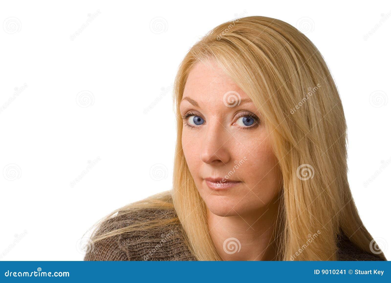 Mujer confidente