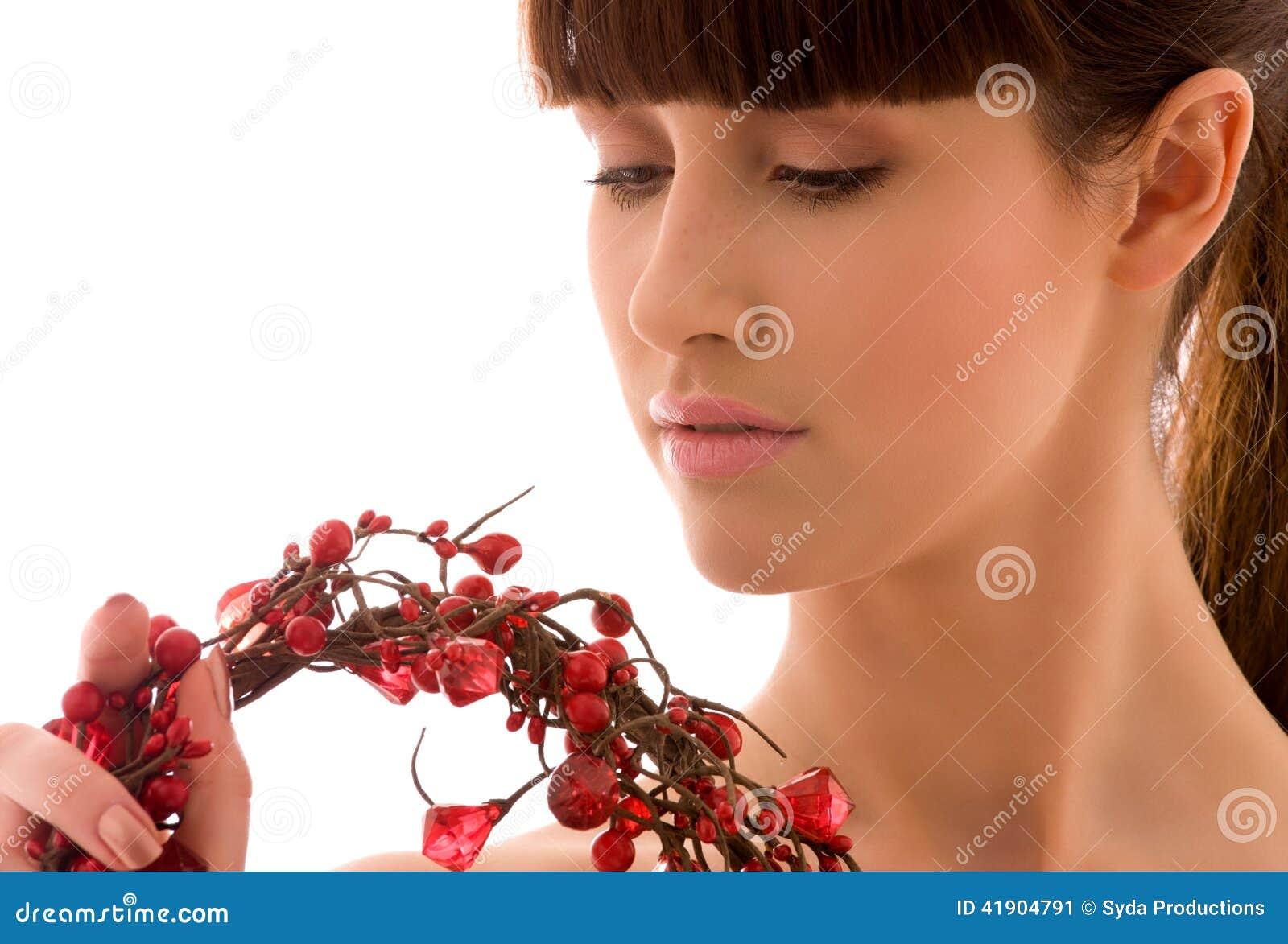 Mujer de Ashberry