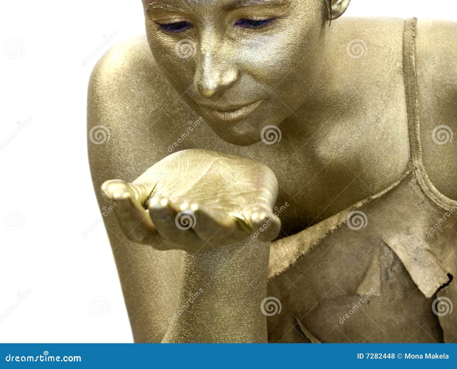 Mujer de oro
