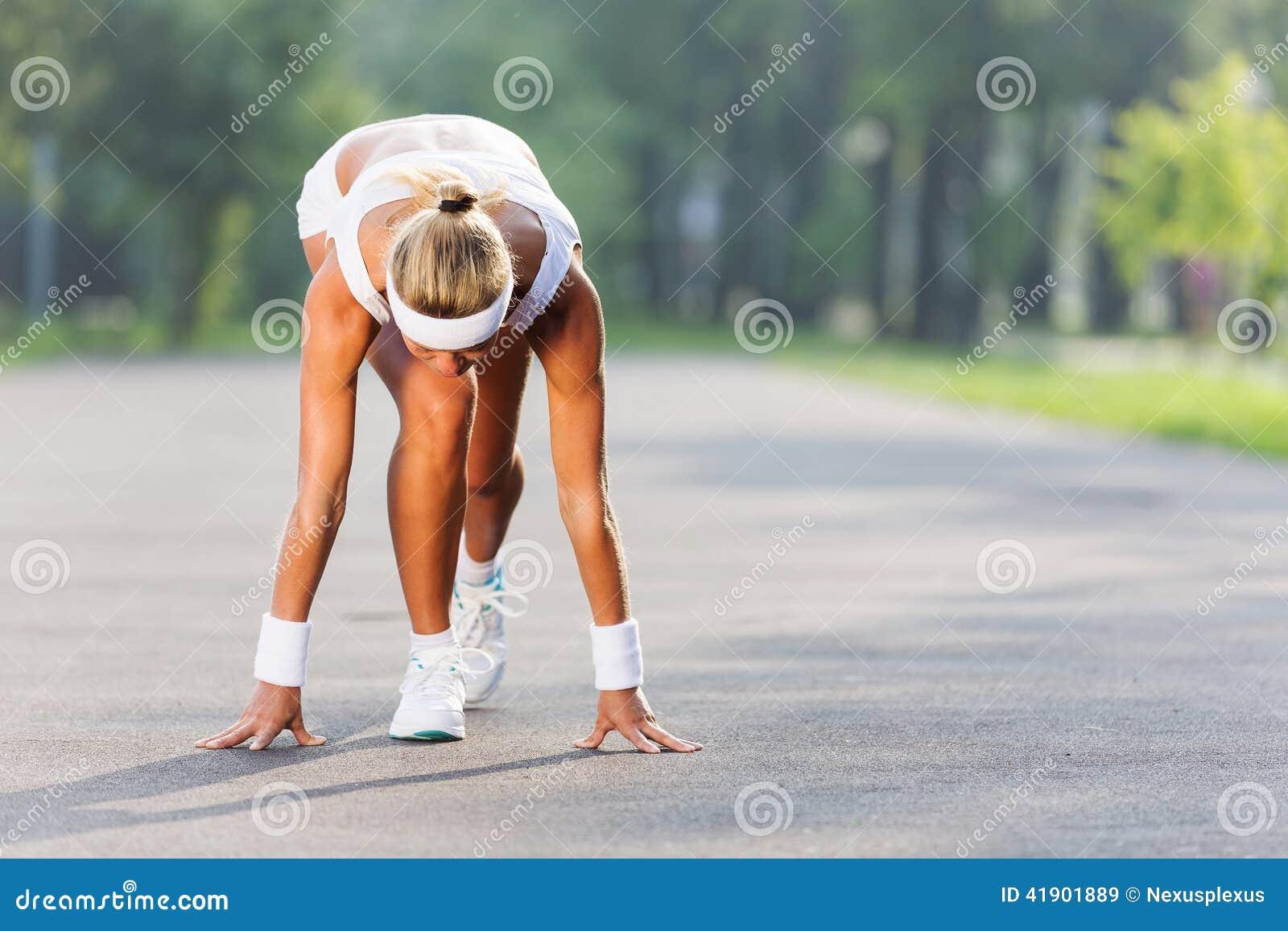 Mujer del deporte