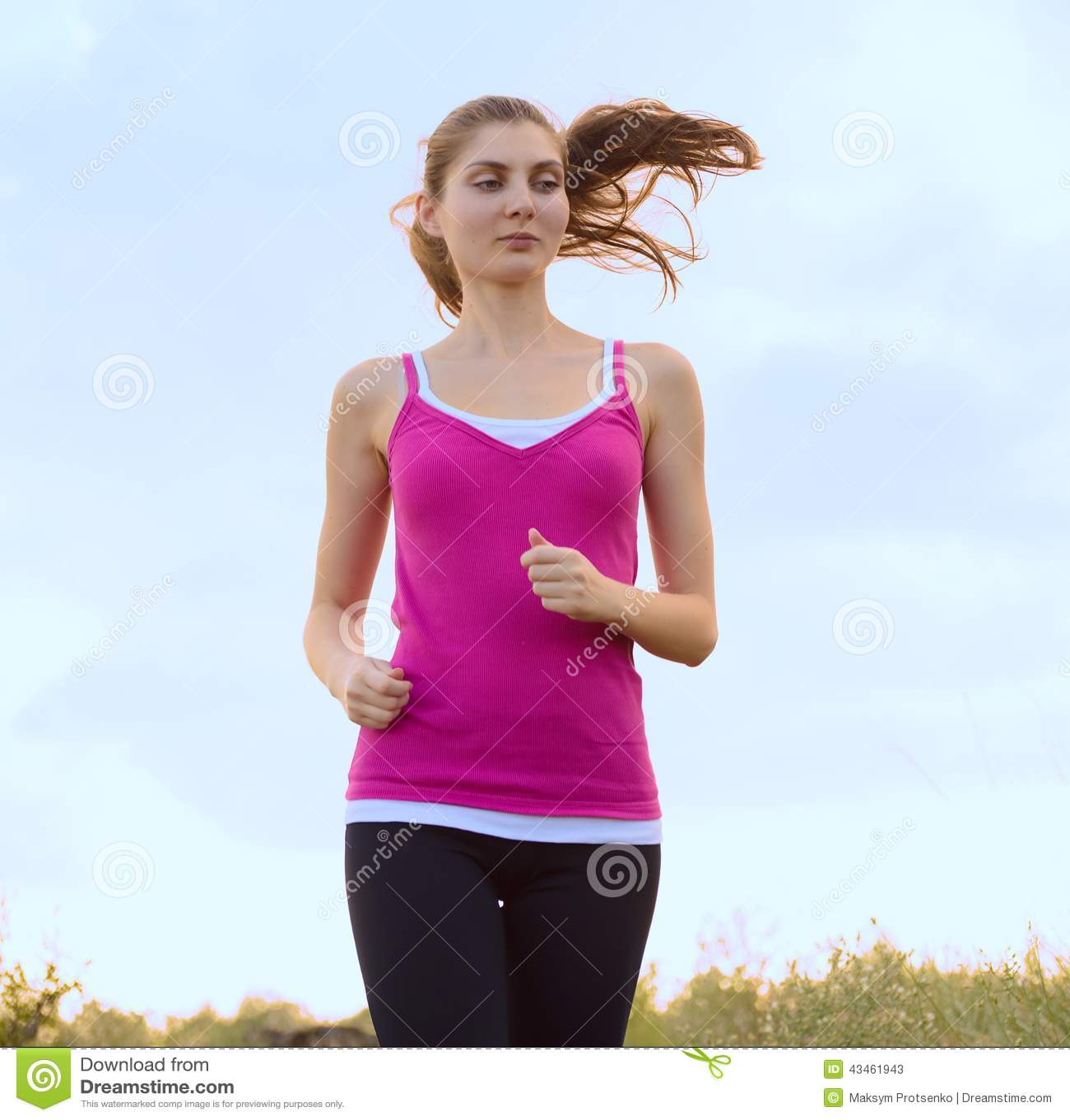 corre hermosa