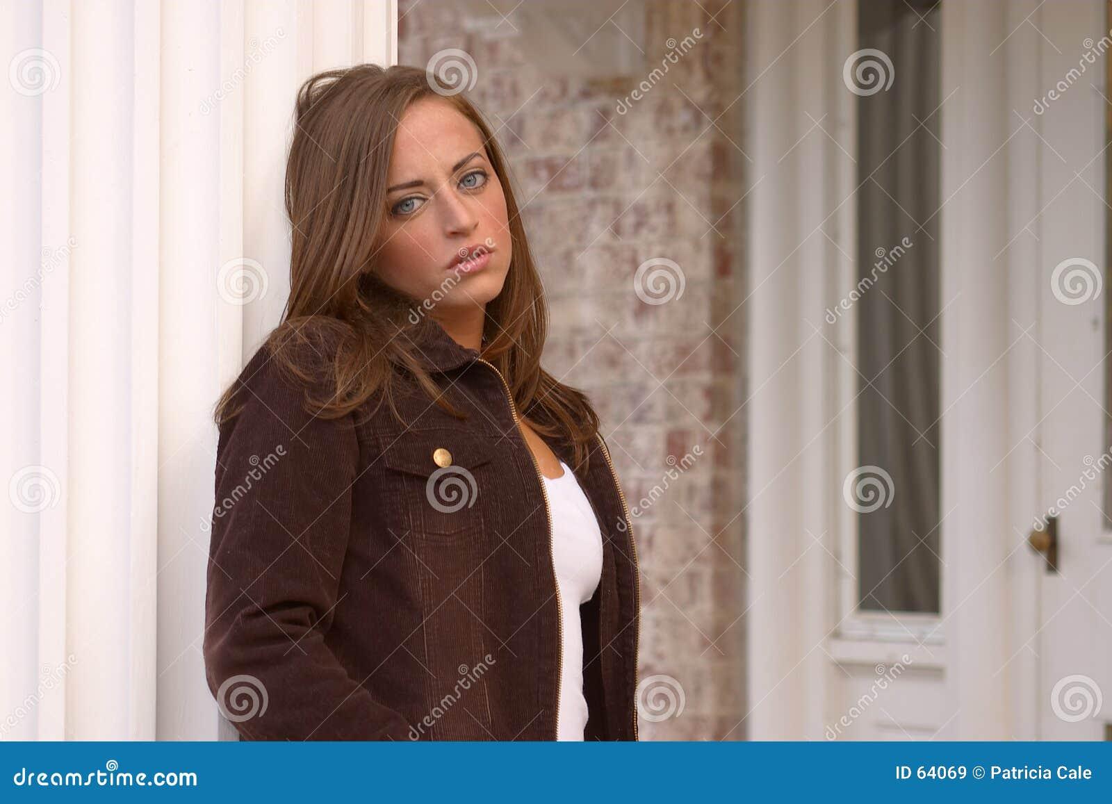 Mujer joven 11