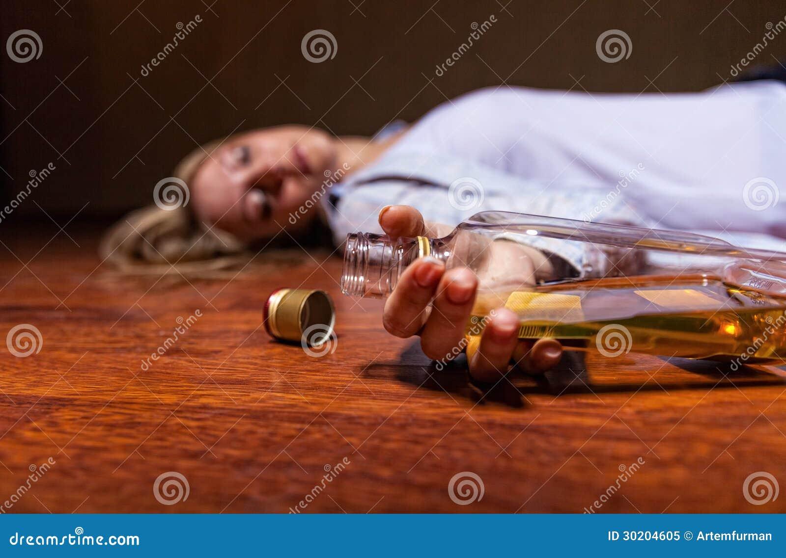 ¡Pare el alcohol!