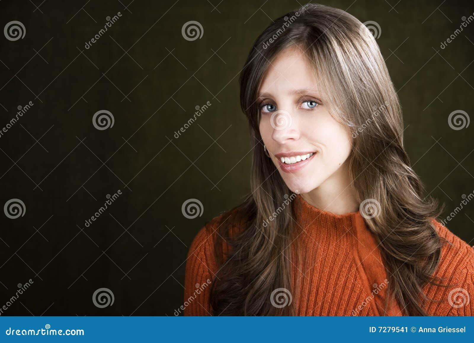 Mujer joven de Prett
