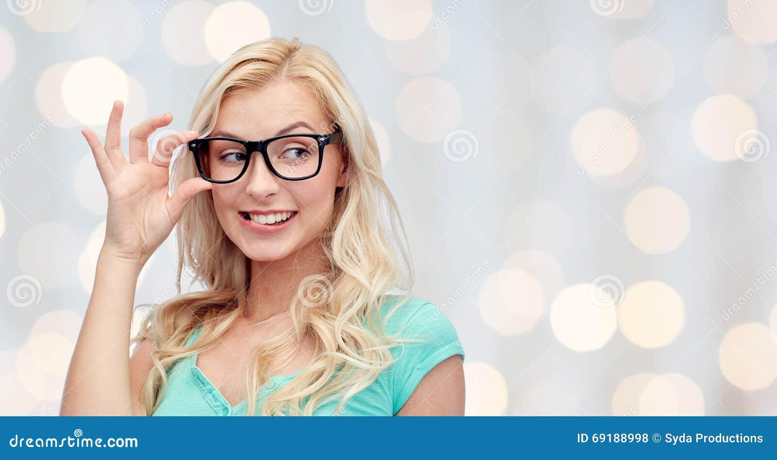 Modelo adolescente mujer joven