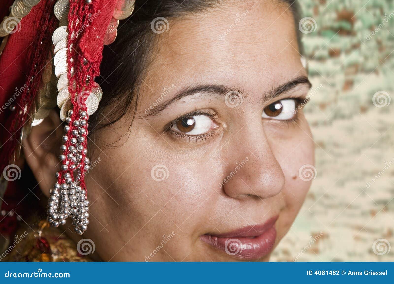 Mujer musulmán