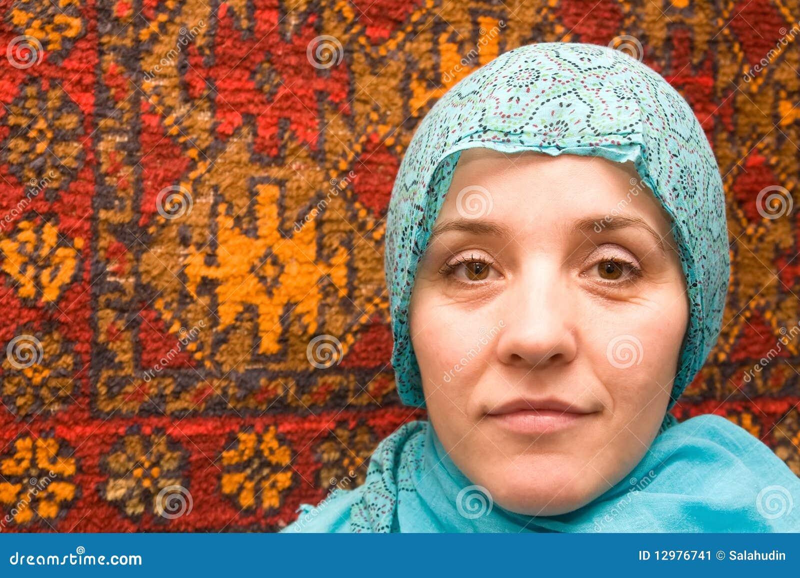 Mujer musulmán del Islam