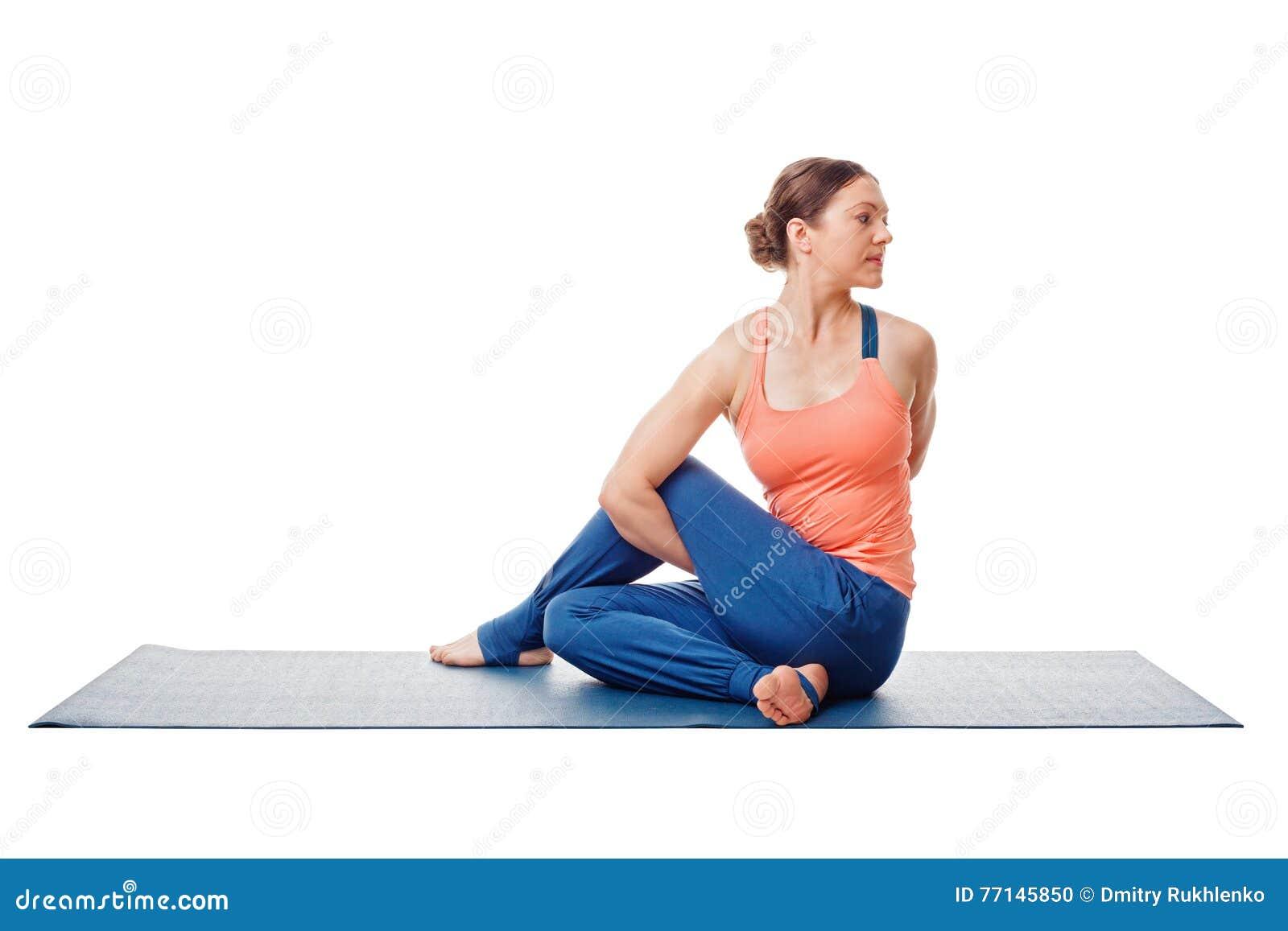 Ashtanga Yoga Marichyasana