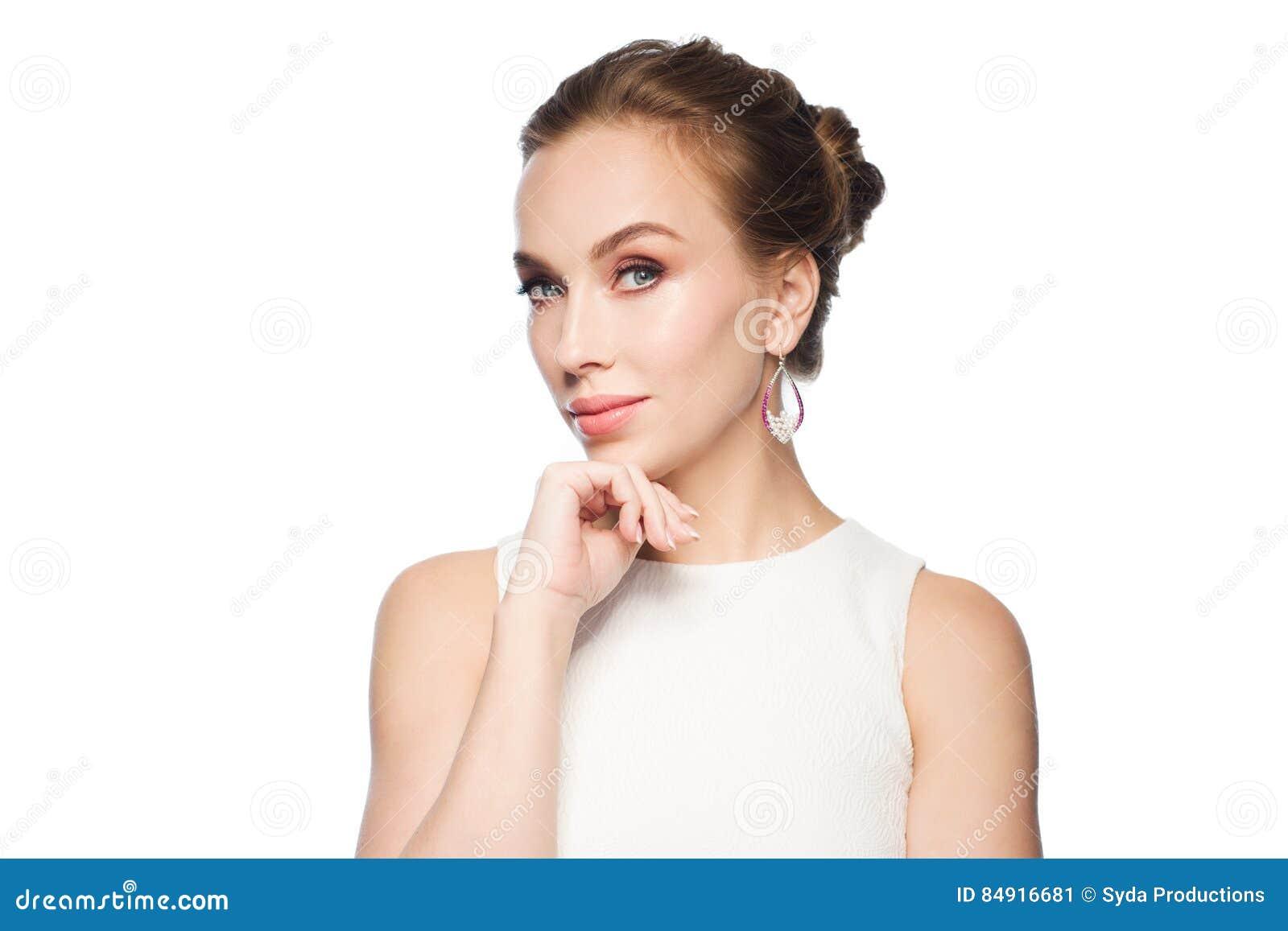 Vestido blanco perla