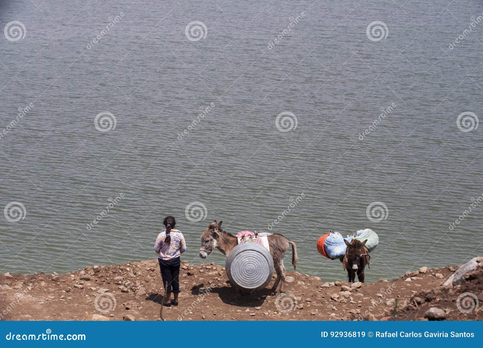Mujeres de Mazahuas