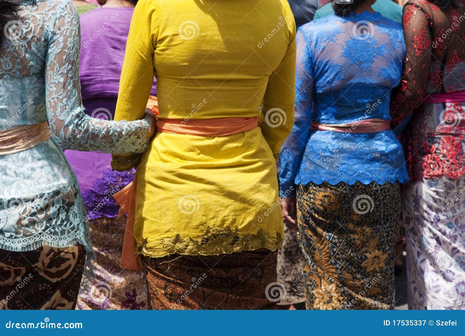 Mujeres del Balinese