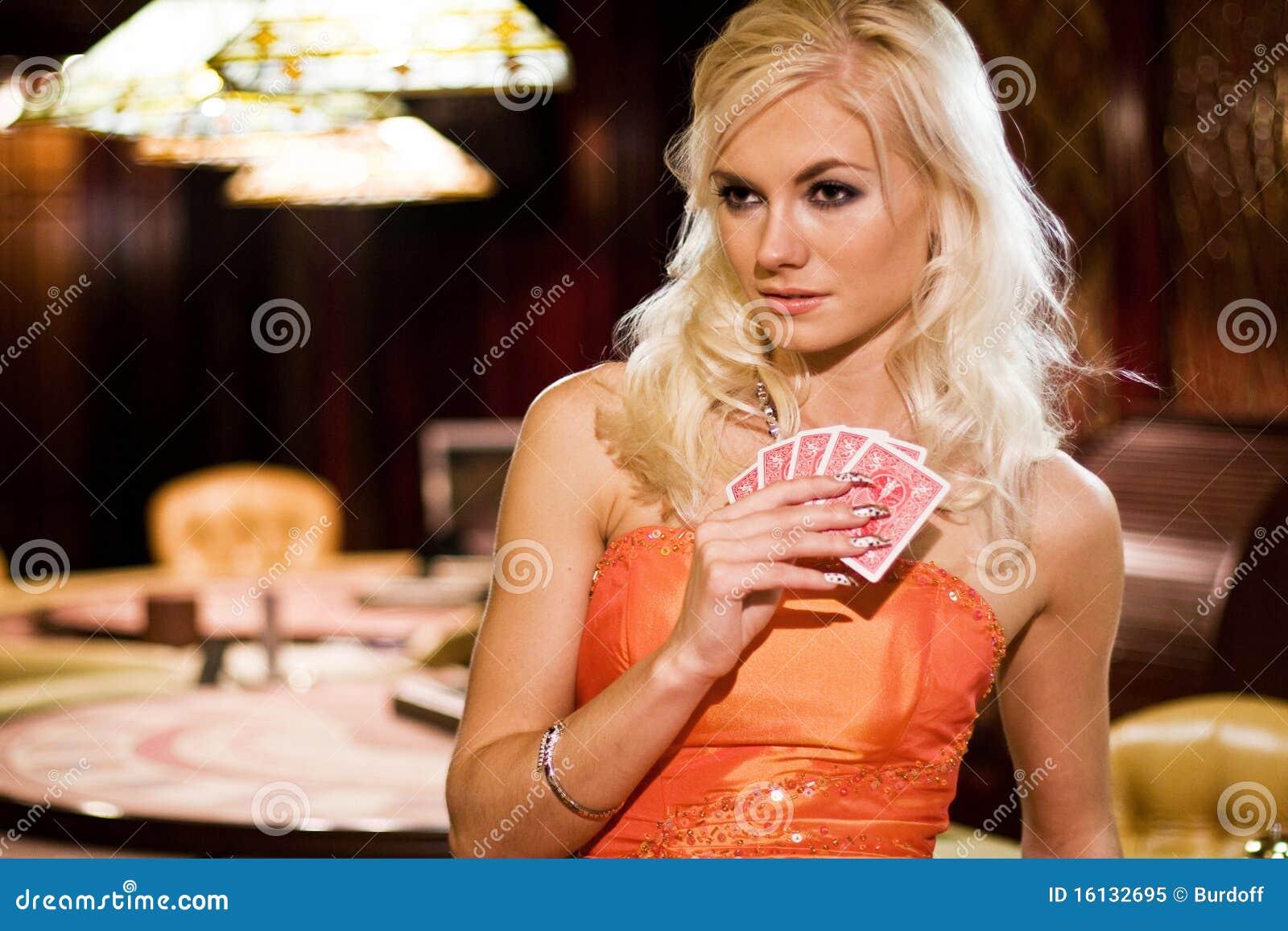 Mujeres en casino