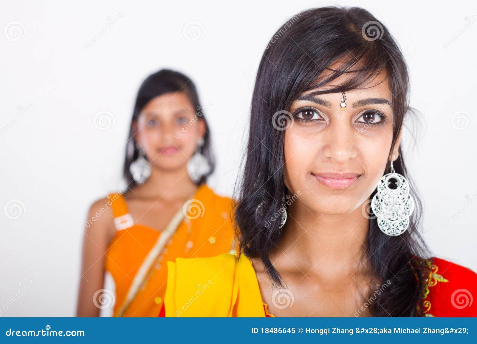 Mujeres indias en esclavitud