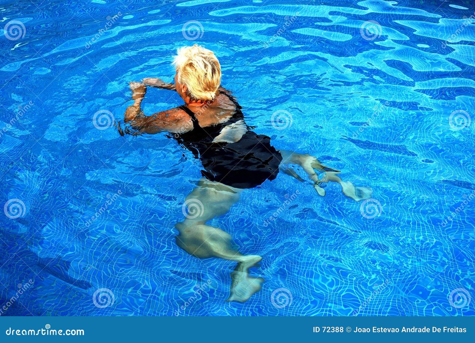 Mujeres que nadan