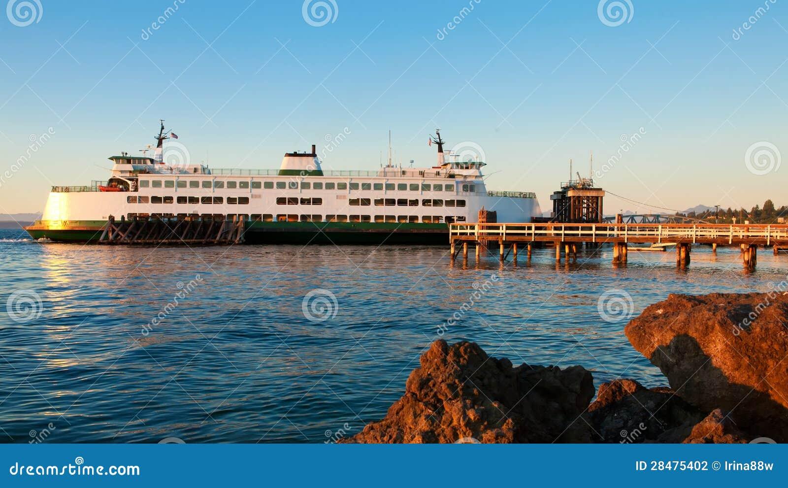 Washington State Ferry Travel Time