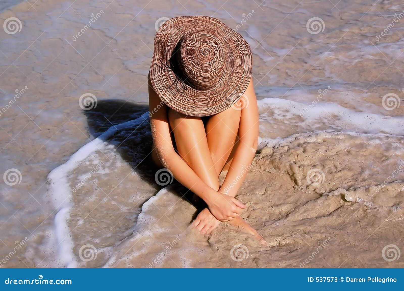 Mulher da praia