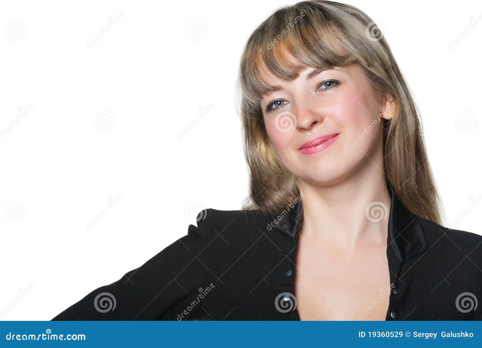 A mulher de negócio