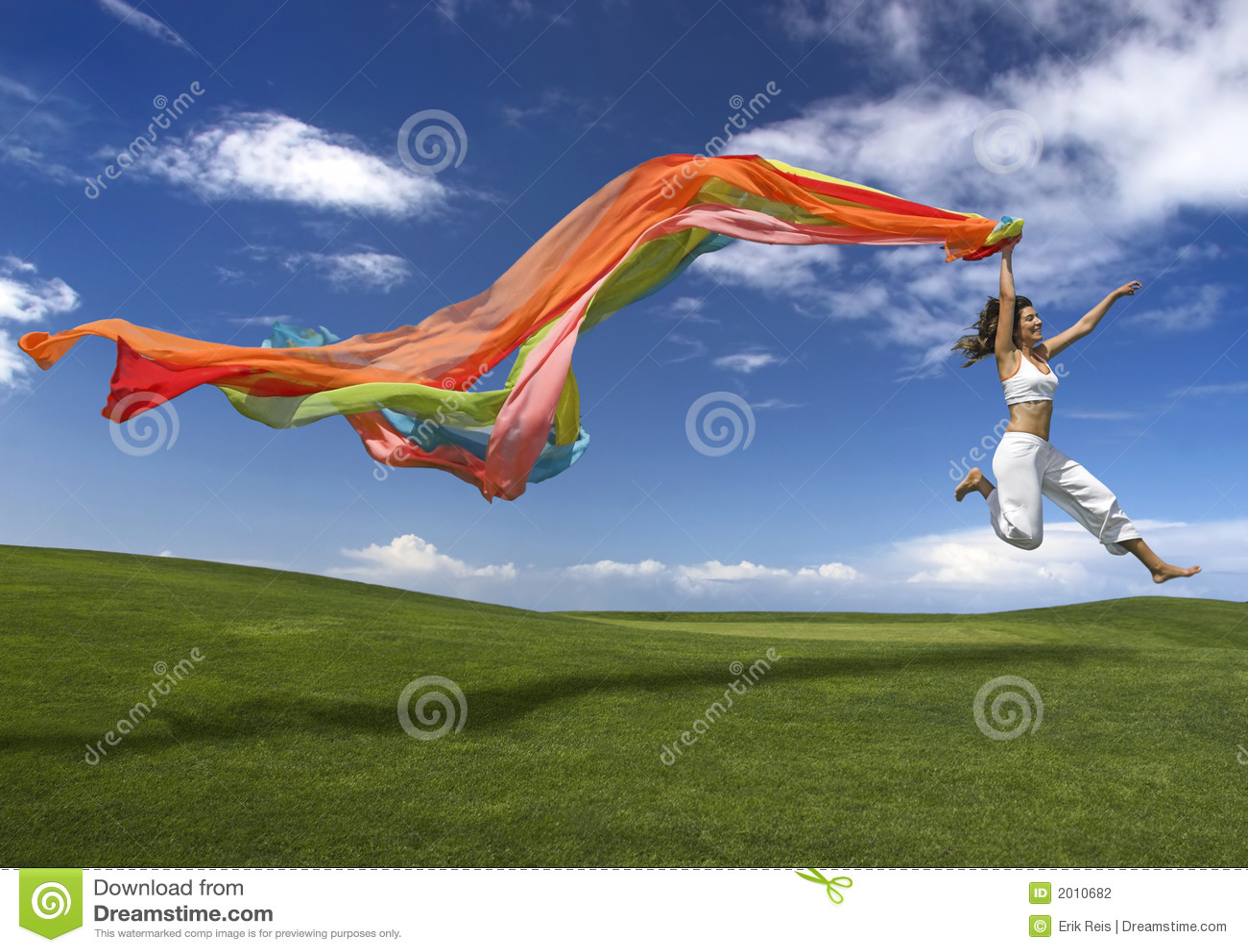 Mulher do arco-íris