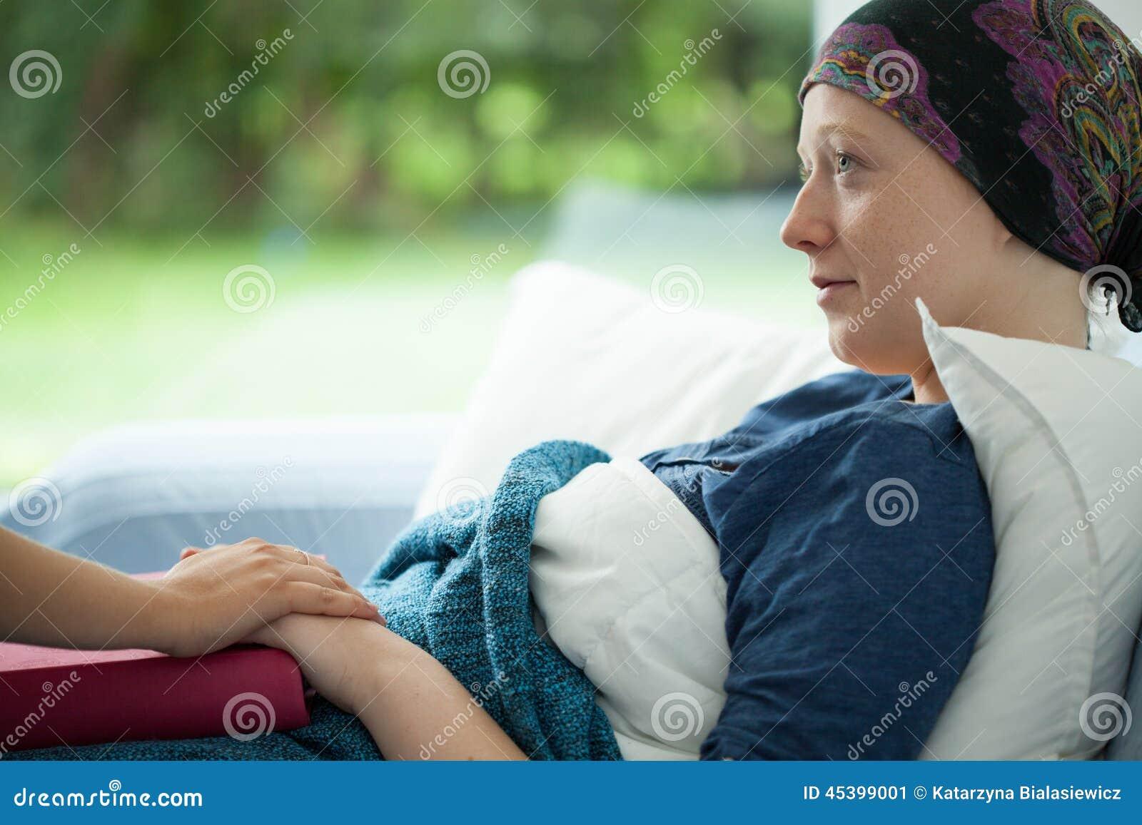 Mulher do câncer