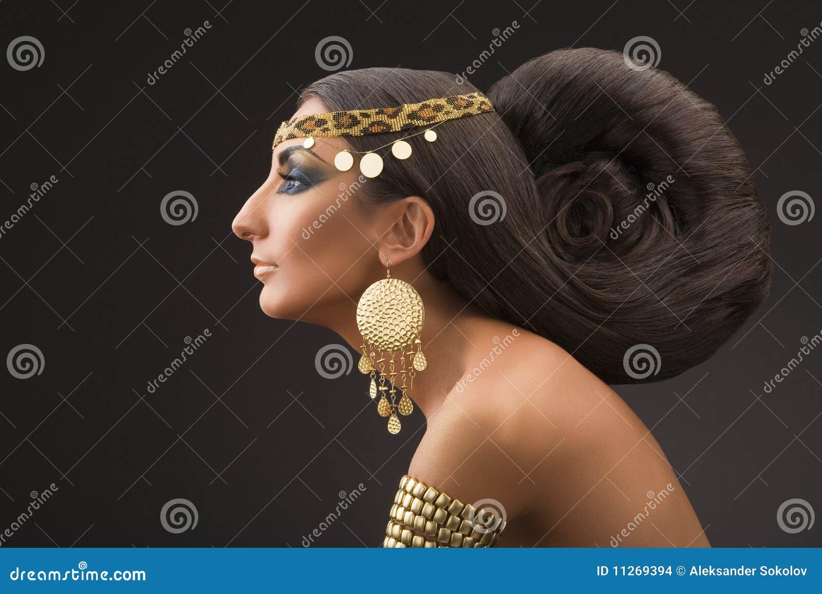 Mulher do leste bonita