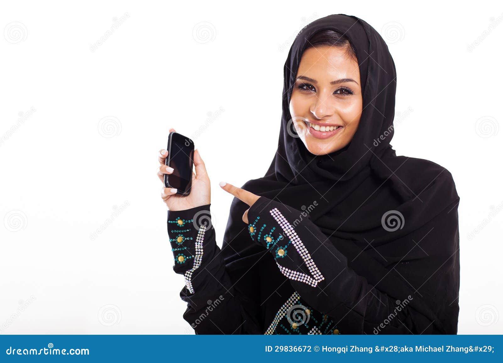 Mulher do Oriente Médio