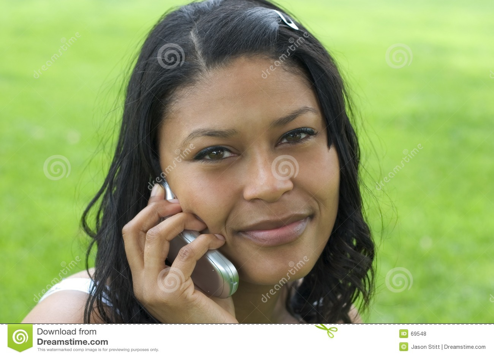 Mulher do telefone