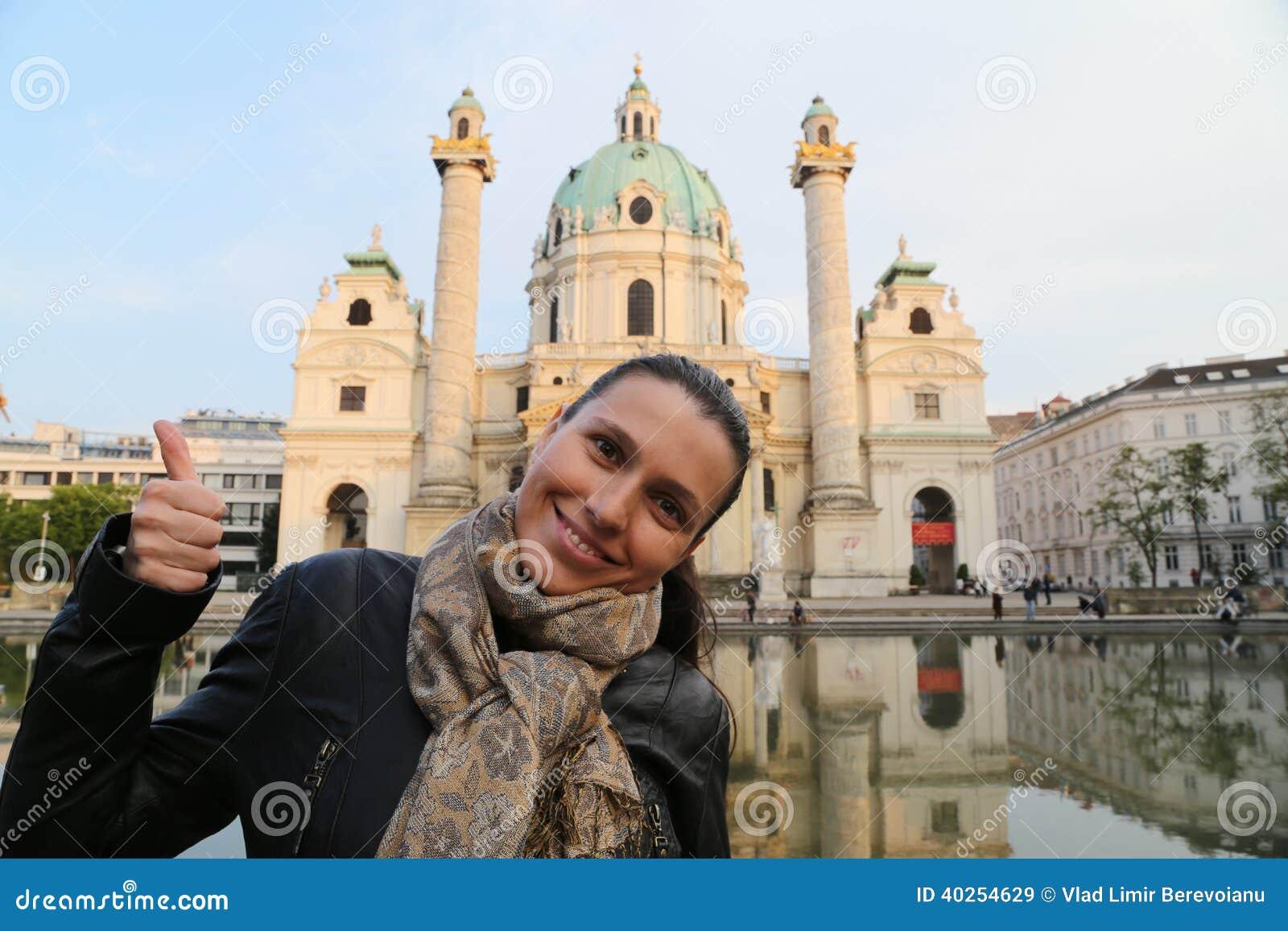 Mulher do viajante de Viena