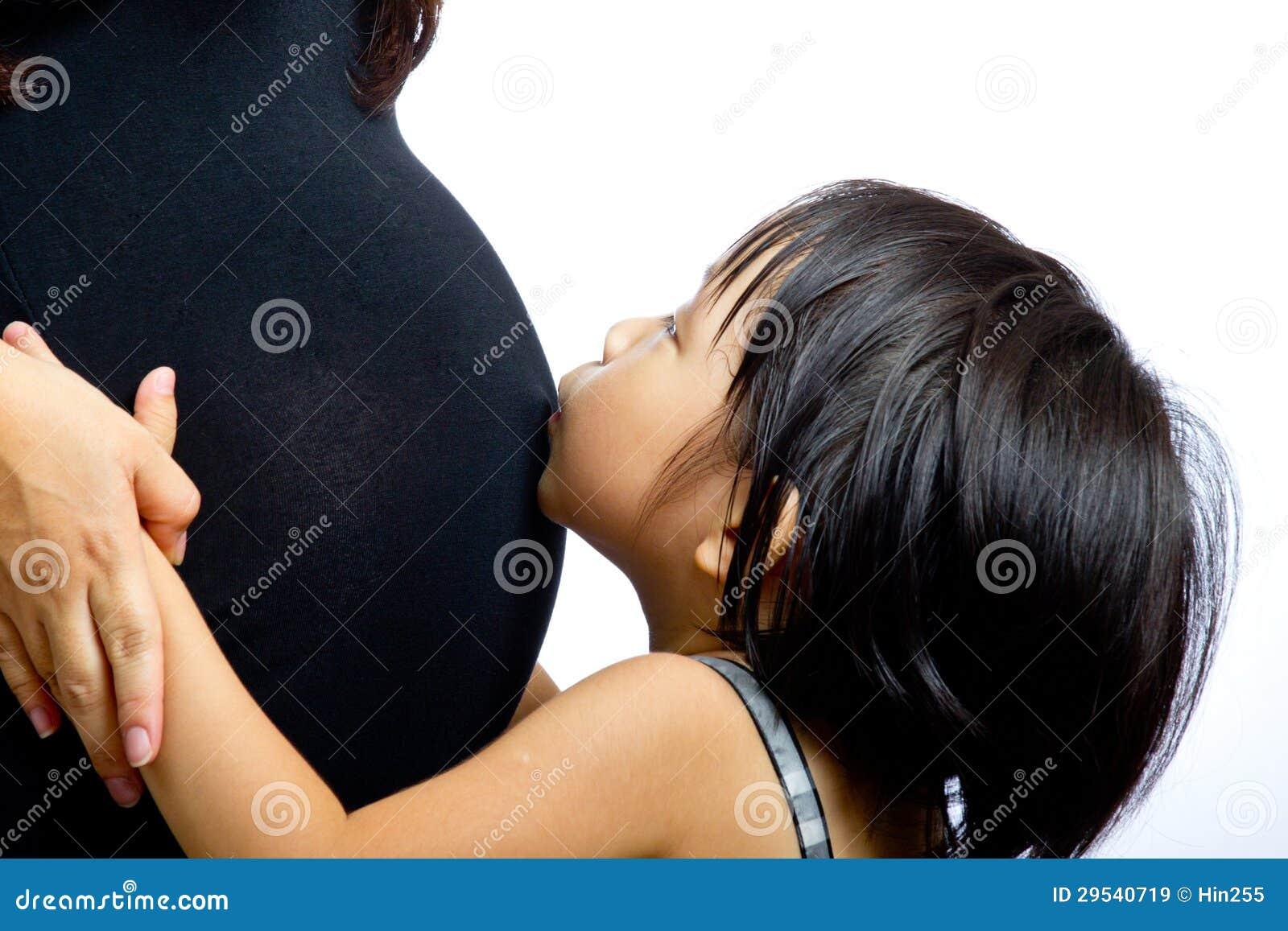 Mulher gravida maravilhosa