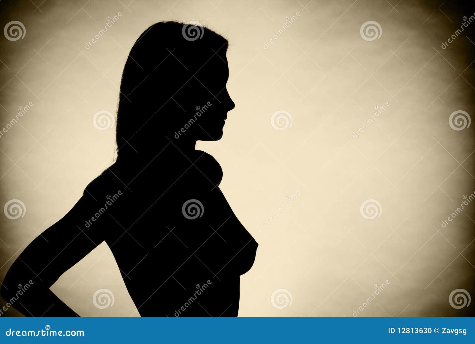 Mulher nova despida