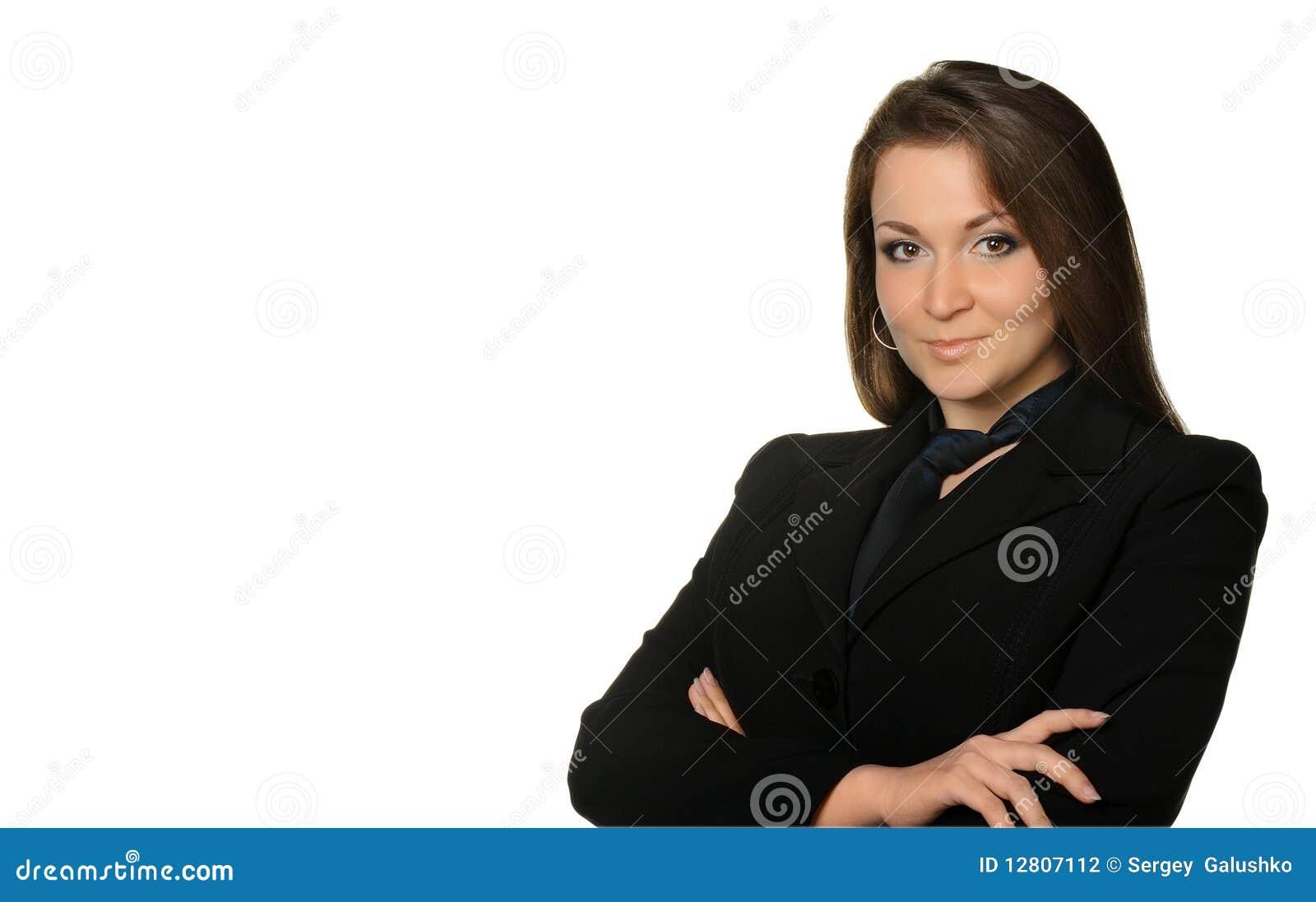 A mulher o chefe