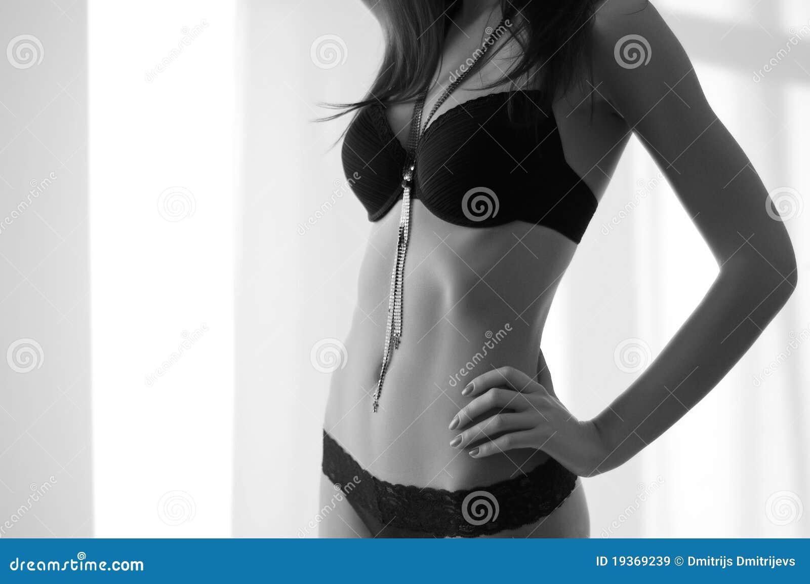 Mulher  sexy  com corpo perfeito