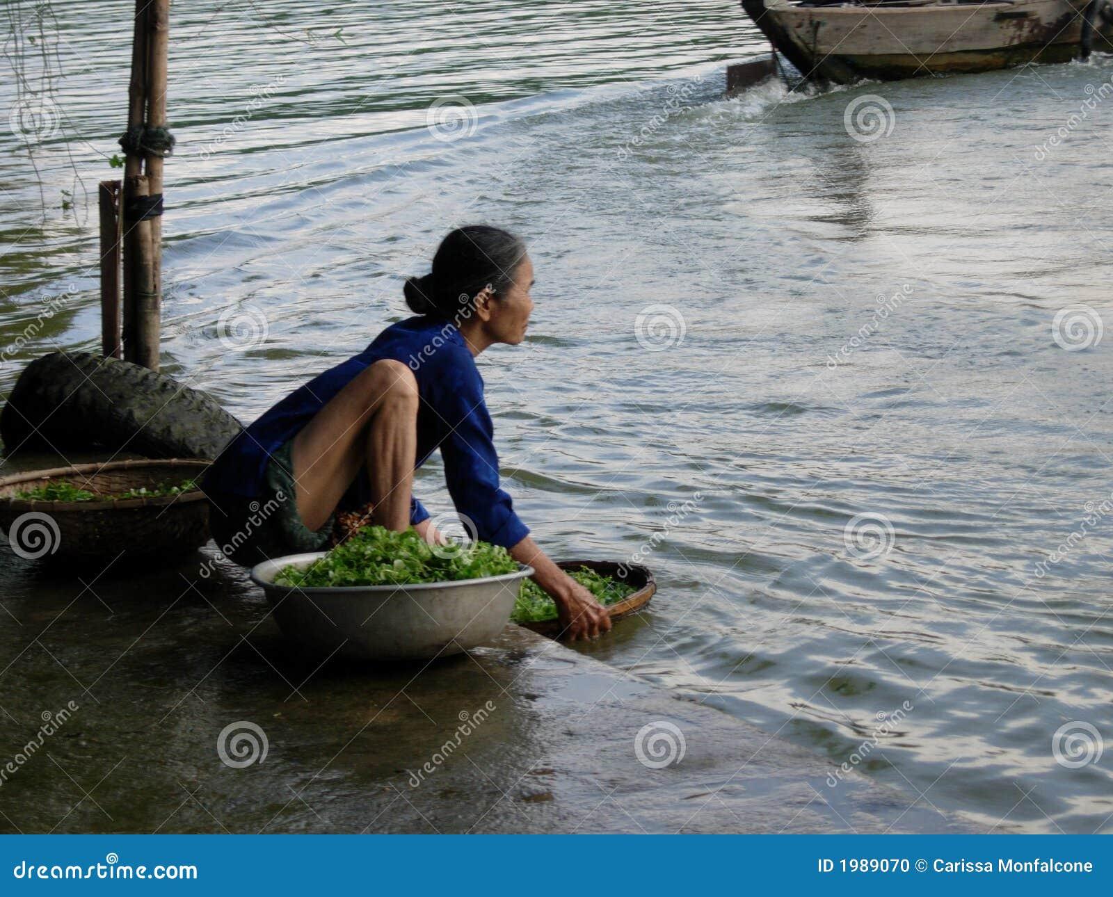 Mulher vietnamiana