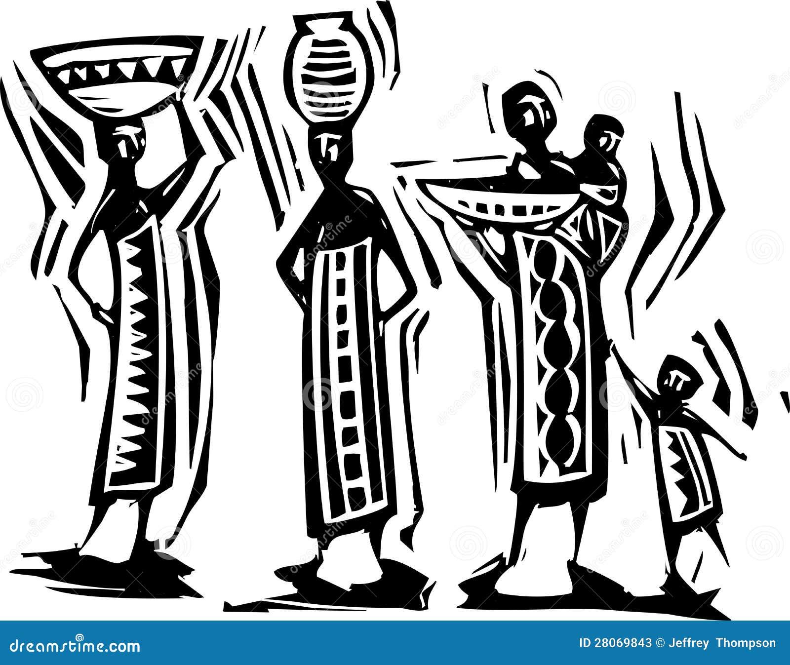 mulheres africanas fotos de stock   imagem 28069843