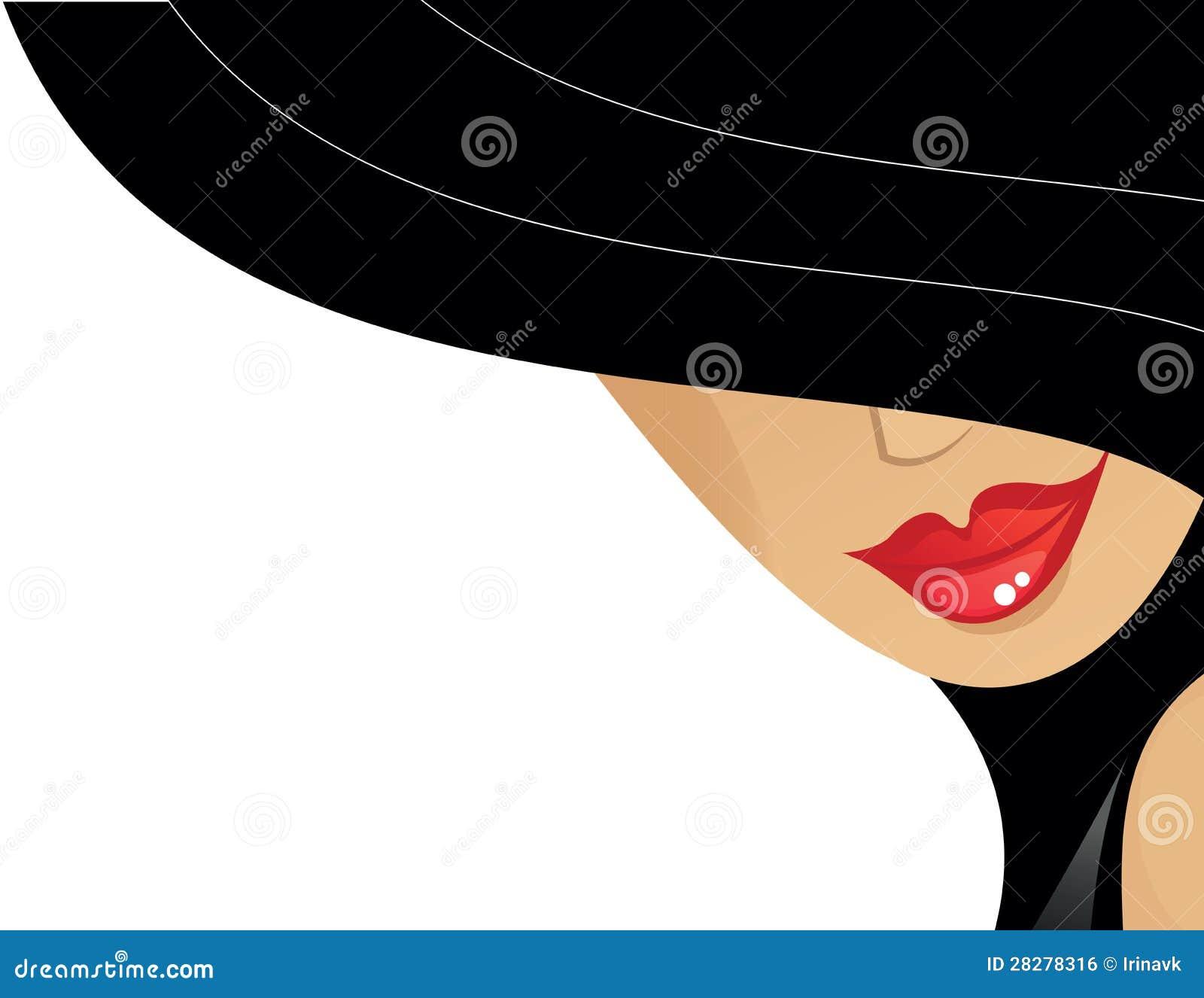 Mulheres com chapéu