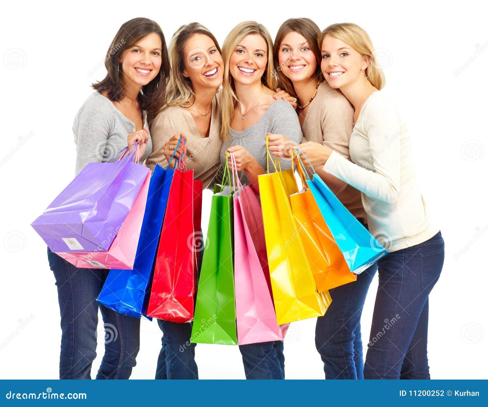 Mulheres da compra