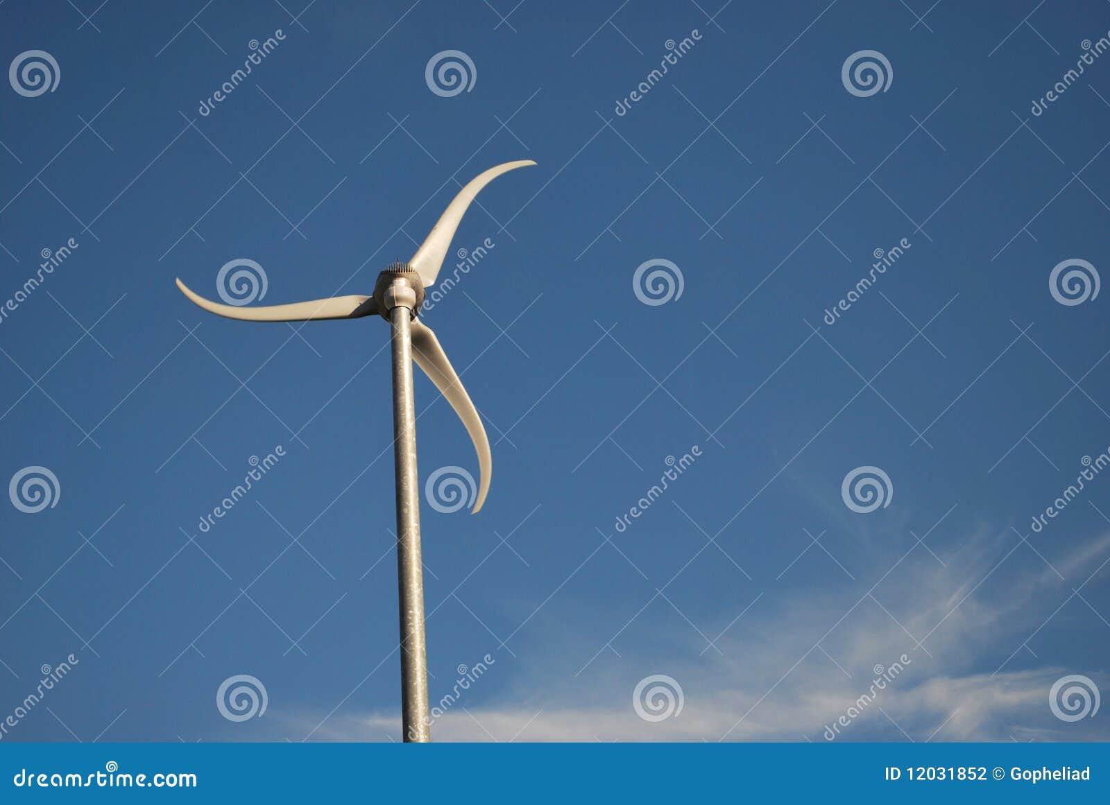 Mulino a vento moderno